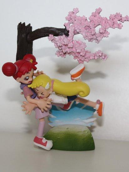 Ojamajo Doremi Dokka~n Figure Hana and Doremi
