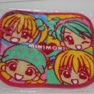 April 2002 Ciao MiniMoni mini washcloth furoku