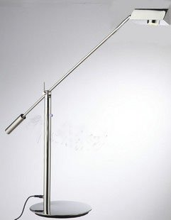 led stainless steel table lamp energy saving