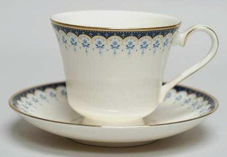 SOLD Minton Consort Footed Cup & Saucer