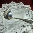 SALE  Antique  Silver Plate Ladle - Sheffield England