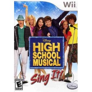 High School Musical: Sing It (NINTENDO WII)