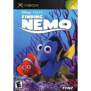 Finding Nemo BRAND NEW XBOX VIDEO GAME