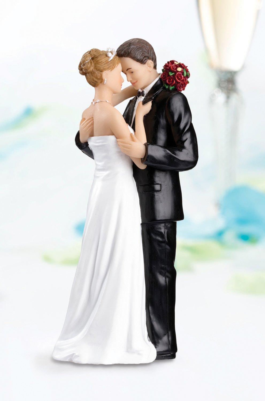 Tender Moment Figurine Cake Topper