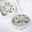 Silvertown Collection Jewelled Trinket Boxes
