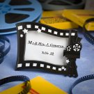 Hollywood movie themed place card/photo frame