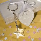 Crystal Star Keychain Favors