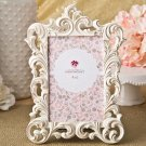 "Ornate Brushed gold baroque style frame for 4"" x 6"" photo"
