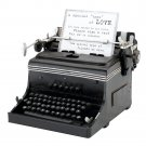 1945 Mini Typewriter ~ Guest Book Alternative