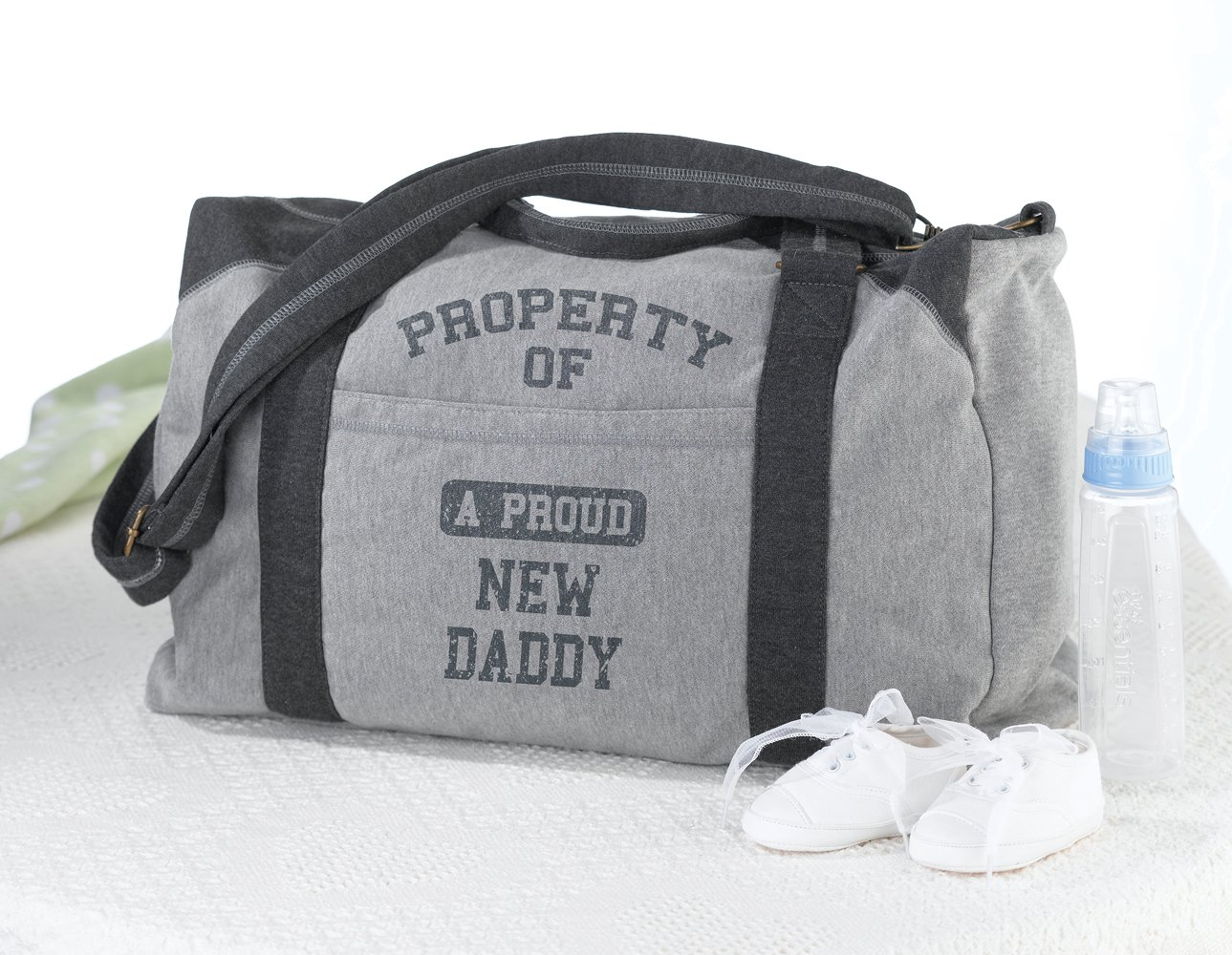 Property of a Proud New Daddy - Diaper Bag