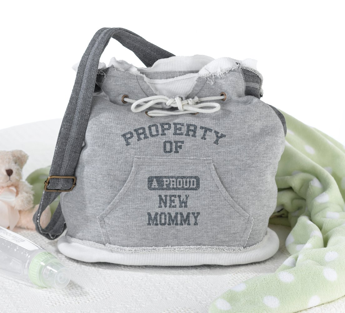 Property of a Proud New Mommy - Diaper Bag