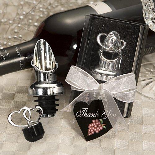Heart Design Wine Pourer & Stopper