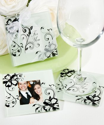 Floral and Fantastic Photo Coasters
