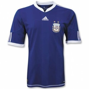ARGENTINGA AWAY Soccer Jersey - XL