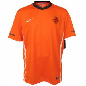 HOLLANDS Home Soccer Jersey - XL