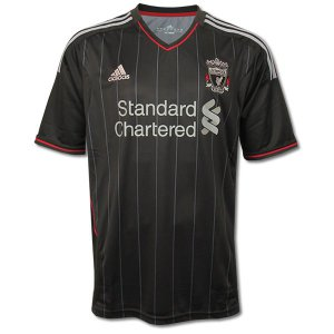 Liverpool Away Soccer Jersey - M