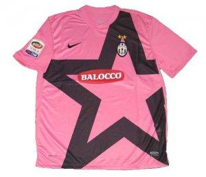 2011-2012 JUVENTUS Away Soccer Jersey - M