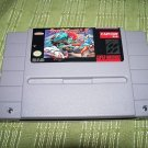 Street Fighter II SNES Game Super Nintendo