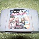 WCW/NWO Revenge N64 Game Nintendo 64