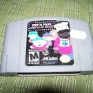 South Park Chef's Luv Shack N64 Game Nintendo 64