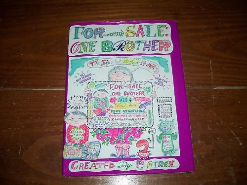 For Sale:  One Brother HC Book by P. Stren