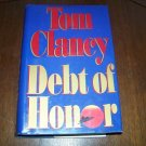 Debt of Honor by Tom Clancy HC Book