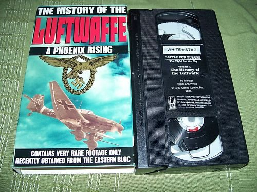 The History of the Luftwaffe VHS A Phoenix Rising