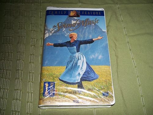 The Sound of Music Brand NEW Still Sealed VHS