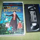 Walt Disney's Gold Collection Mary Poppins VHS