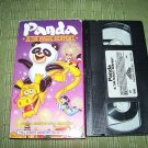 Panda & The Magic Serpent VHS