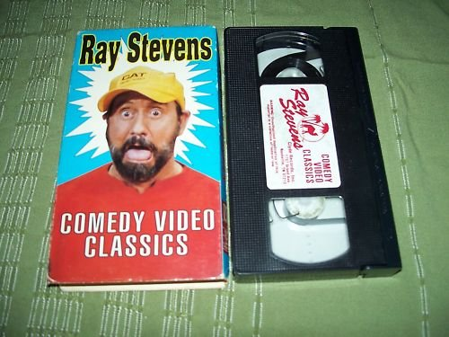 Ray Stevens VHS Comedy Video Classics