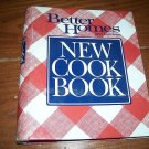 Better Homes and Gardens New Cook Book 1989 5 ring HC