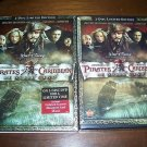 Pirates of the Caribbean 3: At World's End-DVD-NEW