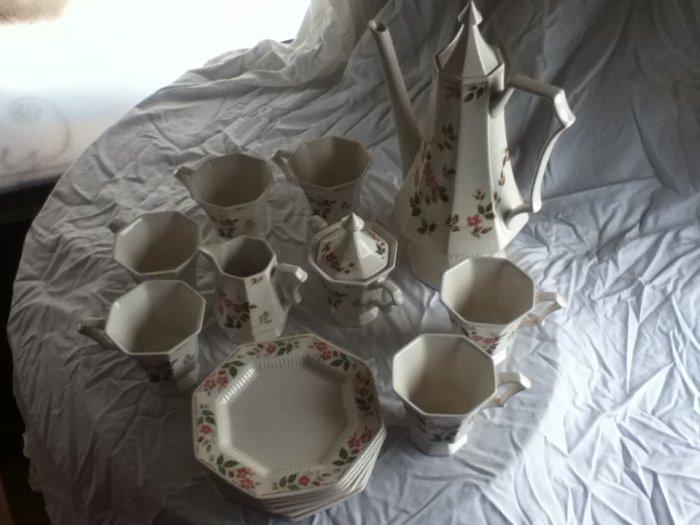 Nikko Japanese Tea/Coffee set