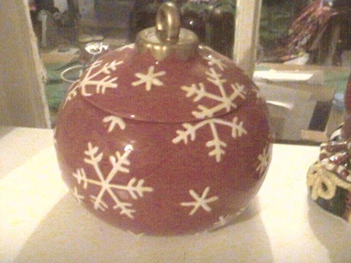 bulb cookie jar
