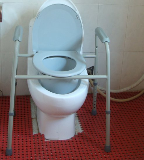 2SCH11-COC001 Commode Chair/ Toilet Chair