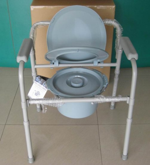 2SHC11-COC004 Commode Chair/ Toilet Chair