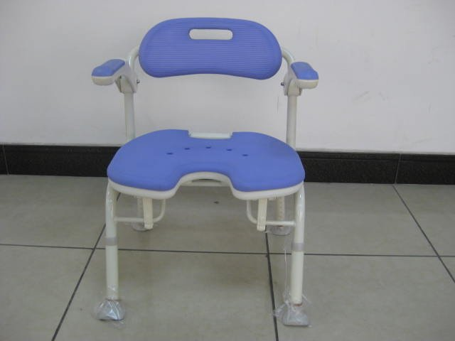 2SHC11-SHC006 Shower Chair/ Shower chair with EVA covers and foldable