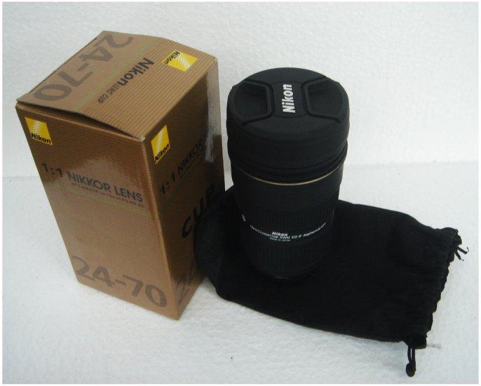 Nikon Lens AF-S 24-70mm F/2.8 G Coffee Mug Cup