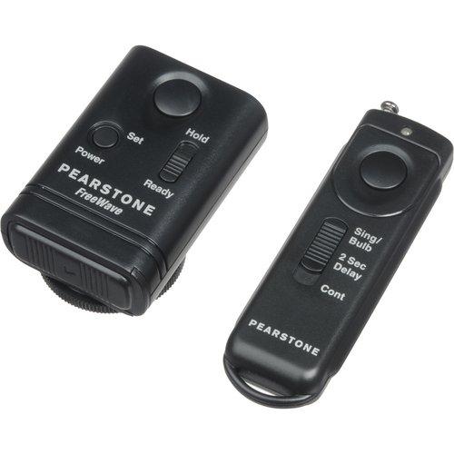 Pearstone RW-C2 FreeWave Wireless Remote Shutter Release