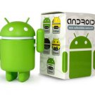 Android Mini Collectible Series Action Figure/Doll - Android 01 CopperBot (Green)