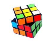 6-Colors Magic Puzzle Game Toy RUBIKS Cube Square