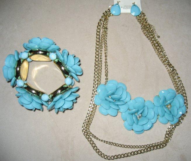 Flower Jewel Set