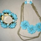 Flower Jewel Set
