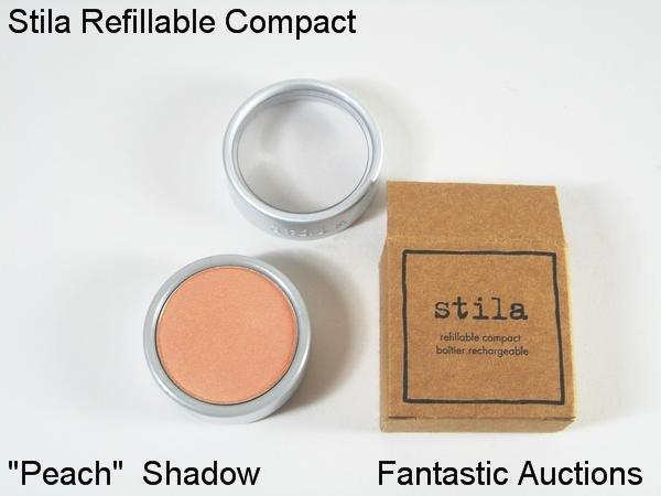 "Stila Refillable Eye Shadow Compact - ""Peach"""