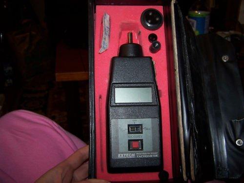 ExTech Instruments Microprocessor Digital Tachometer