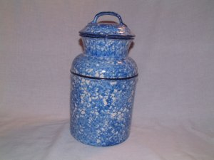 Stangl Town and Country Cannister (3 quart)