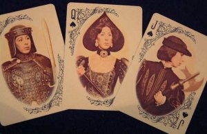 Virginia Slims  Cigarettes Double Deck Of Cards