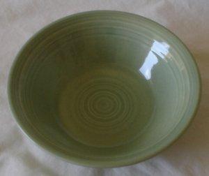 Metlox Colorstax Soup / Cereal Bowl Jade NEW