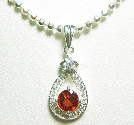 Gemstone Diamond Pendant JP 0019